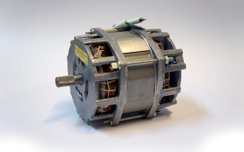 Перемотка однофазного электродвигателя
