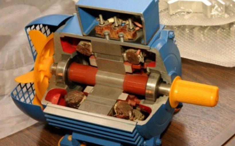 Перемотка трехфазного электродвигателя