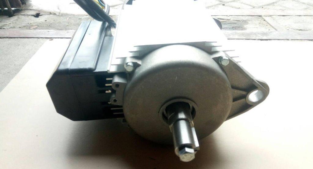 Ремонт электродвигателей переменного тока
