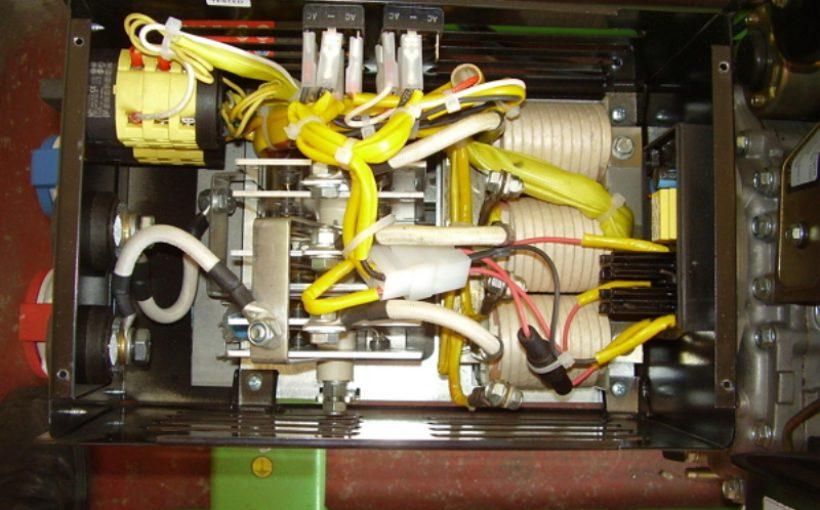 Ремонт сварочных трансформаторов